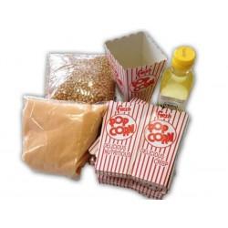 Popcorn zoet, 50 porties