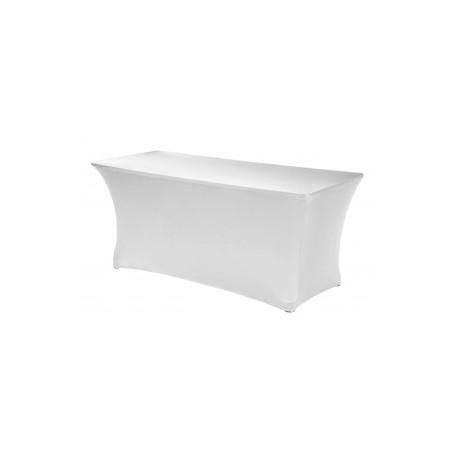 Tafelkleed buffet kleur wit
