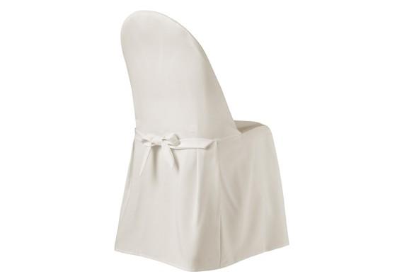 Hoes Voor Stoel : Witte hoes voor stoel