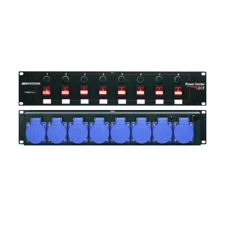 PowerCenter PC8 10x schakelaar