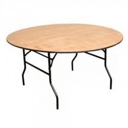 Ronde tafel 150cm 8 personen