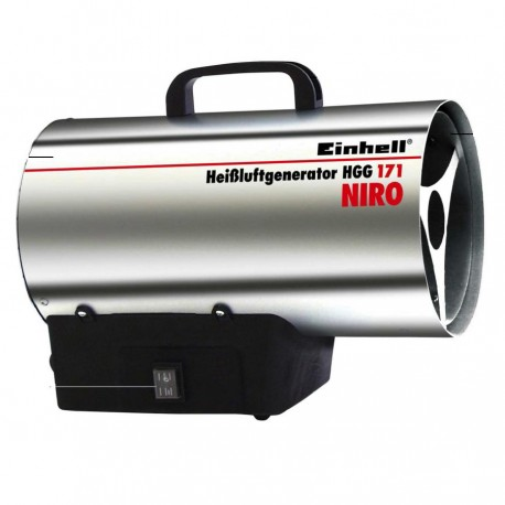 heteluchtkanon HGG 300
