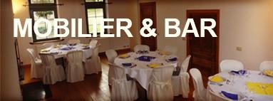 Mobilier & Bar