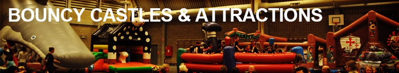 Bouncy castles & Attractions